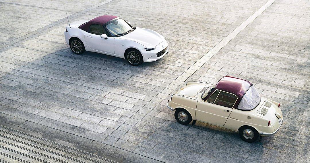Mazda 100 anni