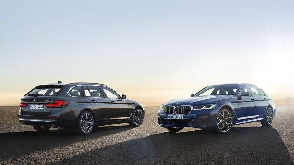 La nuova BMW Serie 5