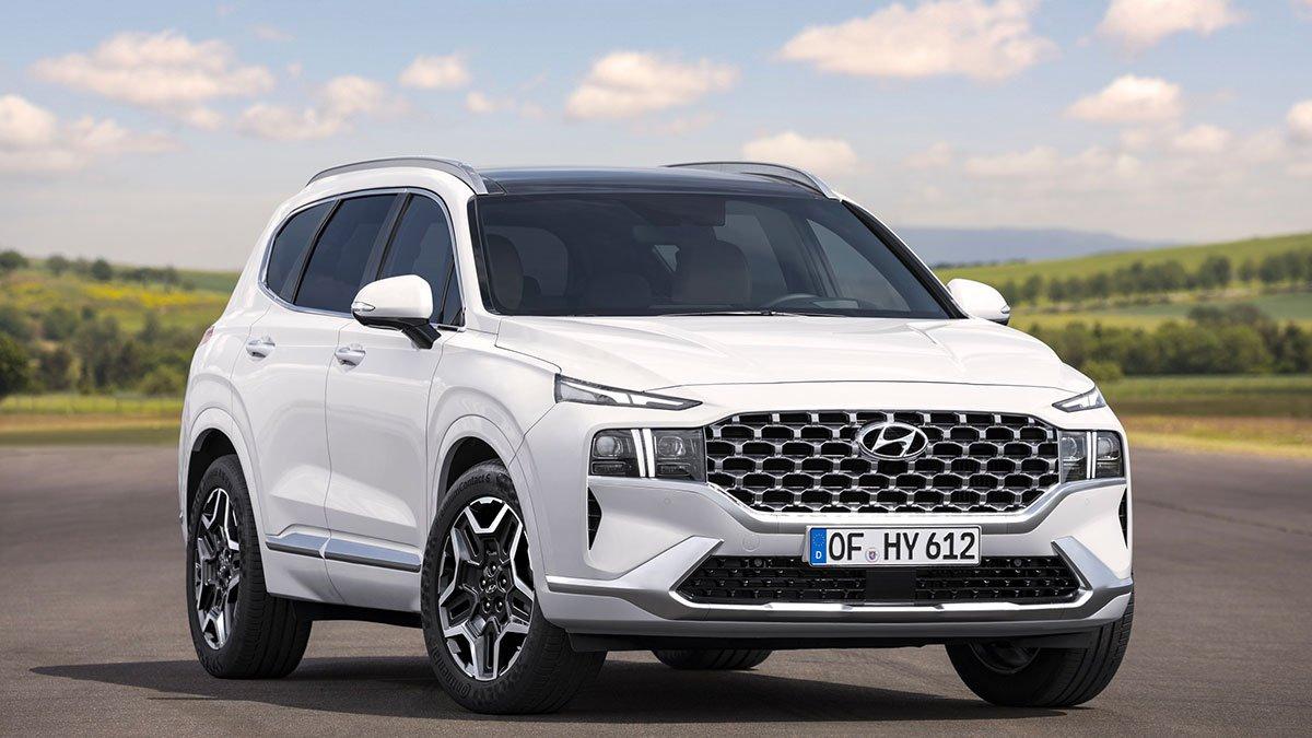 La Nuova Hyundai Santa Fe