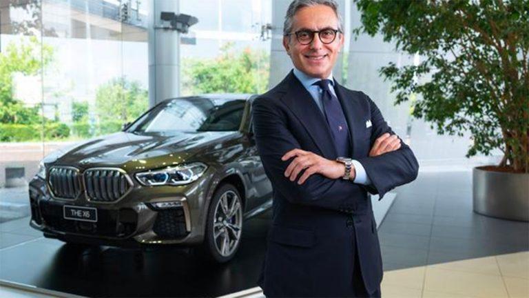 Massimiliano Di Silvestre, Presidente e Amministratore Delegato BMW Italia